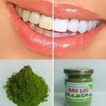 Cách làm trắng răng tự nhiên bằng phương pháp đơn giản nhất